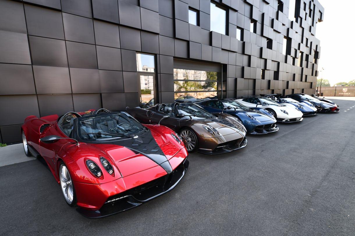 Pagani bekæfter: Huayra'ens afløser kommer i 2023. Og bilen får V12-motor fra AMG, som lever op til alle regler og emissionskrav.